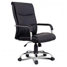 Кресло РК-508 экокожа, хром