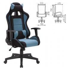 Кресло РК-100 две подушки, ткань