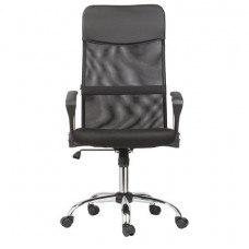 Кресло РК-302 с подлокотниками, хром