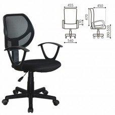 Кресло Кресло РК-305 ткань TW, черное
