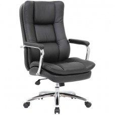 Кресло РК-507 экокожа, хром