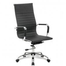 Кресло РК-509 экокожа, хром
