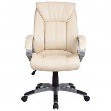 Кресло РК-506 экокожа, бежевое