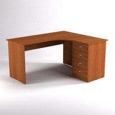 Стол с ящиками правый СТП 15.13.6 1500х1300/600 (ДхГ)