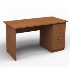 Стол с ящиками СТ 14.7 (22) 1400х680 (ДхГ)