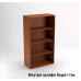 Шкаф средний НШ 19 760х380х1520 (ДхГхВ)