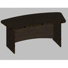 Стол руководителя 1400х800х750 мм (ДхГхВ) (Плита 22 мм) Цвет на выбор