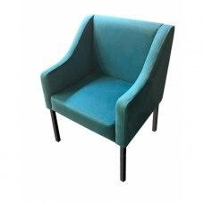 Кресло Классик без утяжек (Материал и цвет обивки на выбор)