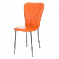 Обеденный стул Кафе - 2 (Цвет на выбор) (Цвет каркаса на выбор)