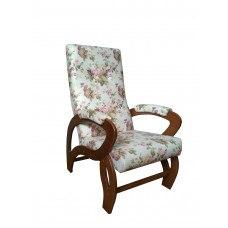 Кресло Классика-люкс (Материал и цвет обивки на выбор)