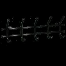 Вешалка настенная Норма 5 (Цвет на выбор)
