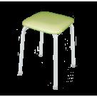 Табурет Пенек крепкий квадратный кожзам (Цвет на выбор)