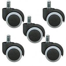 Комплект роликов на полиуретановой основе (5 шт)