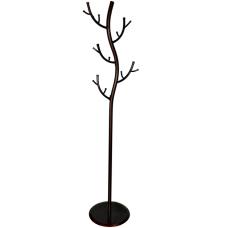 Вешалка-стойка №9 Дерево (Цвет на выбор)