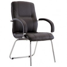 Кресло Стар на полозьях CFA хром