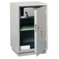 Бухгалтерский шкаф КБС-011т механический замок 420x360х670 мм (ДхГхВ)