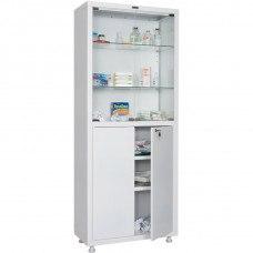 Шкаф медицинский HILFE МД 2 1670/SG 700х320х1655/1716* мм (ДхГхВ)