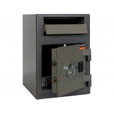 Сейф депозитный VALBERG ASD-19 EL кодовый замок 342x381х489 мм (ДхГхВ)