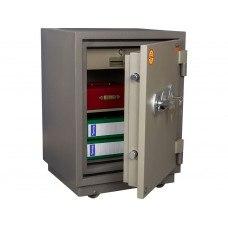 Сейф огнестойкий (Класс 60Б) VALBERG FRS-66T KL механический замок 485x430х672 мм (ДхГхВ)