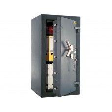Сейф взломостойкий (4 класс) VALBERG РУБЕЖ 99 KL механический замок 510x510х990 мм (ДхГхВ)