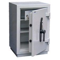 Сейф КЗ-0132Т механический замок 450x395х645 мм (ДхГхВ)