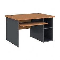 Стол компьютерный с секцией под сист. блок BK100 1000х700х760 мм (ДхГхВ) (Цвет на выбор)