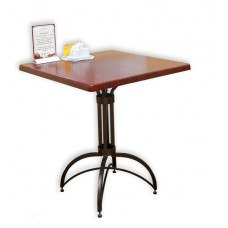 Стол №31Д со столешницей ЛДСП (Регулируемые ножки) (Размер и цвет столешницы на выбор)