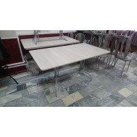 Поставка и сборка кухонных столов и стульев