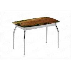 Стол обеденный Комфорт-2 (глянец)